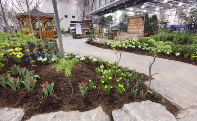 West Michigan Home And Garden Show Display Agrlp