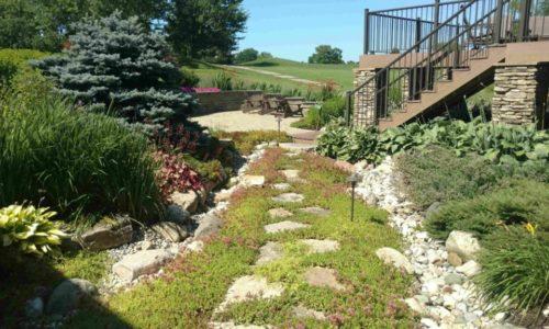 Everett's Landscape Watermark Residence 1