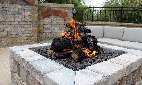 Stonefalls Firepit